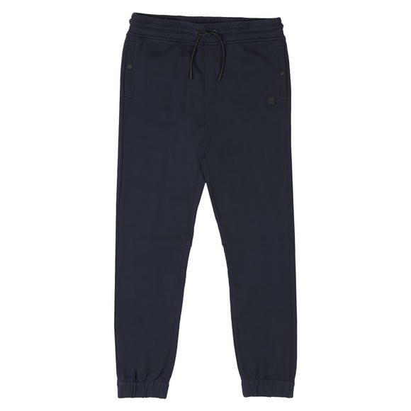 BOSS Mens Blue Casual Skyman Jogger main image
