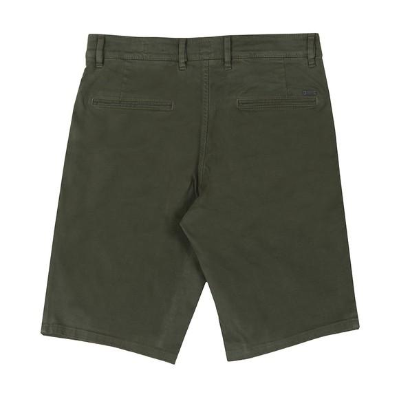 BOSS Mens Green Casual Schino Slim Short main image