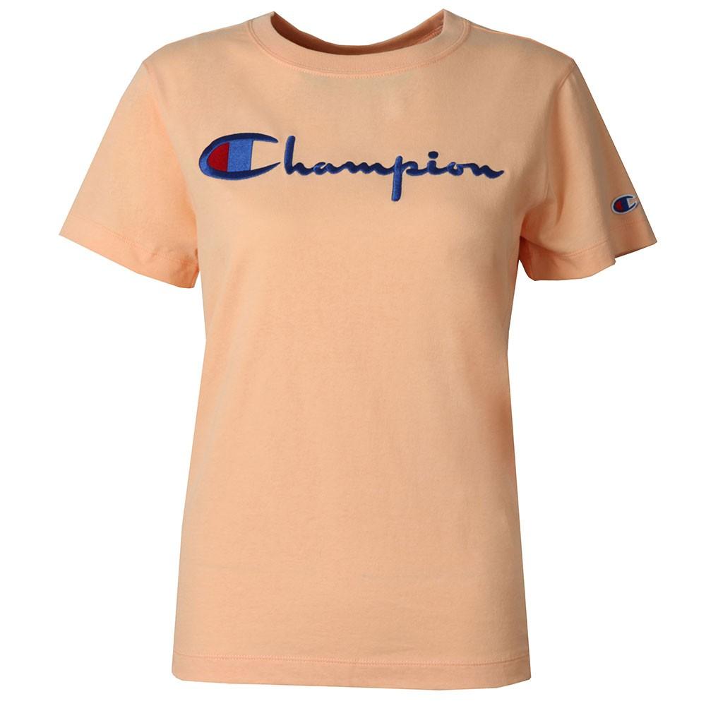 Large Script Logo T Shirt main image