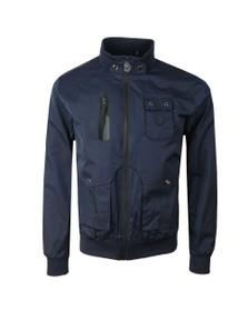 Luke Mens Blue Phil Archive Technical Jacket