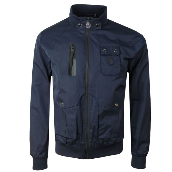 Luke 1977 Mens Blue Phil Archive Technical Jacket main image