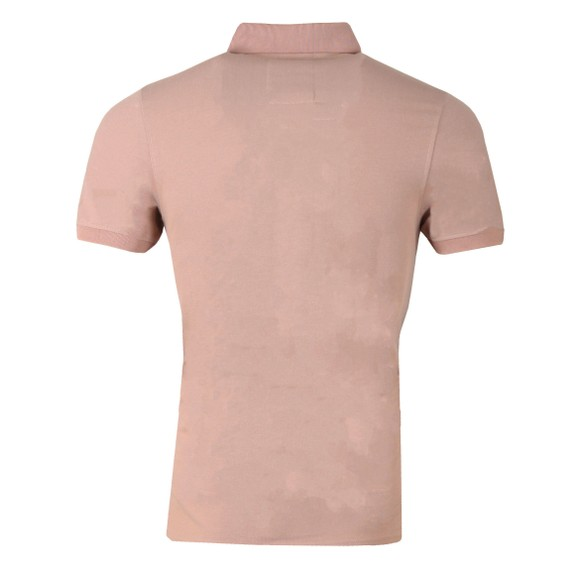 Luke 1977 Mens Pink New Bil Polo main image