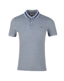 Lacoste Mens Blue PH4251 Slim Fit Polo