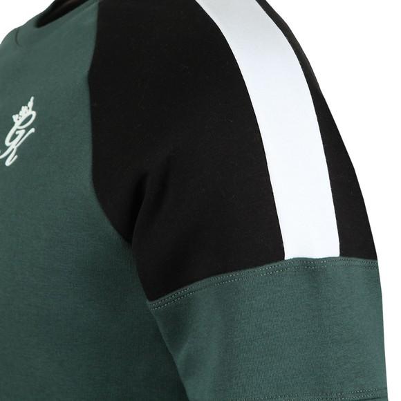 Gym King Mens Green Core Plus Contrast Sweat main image