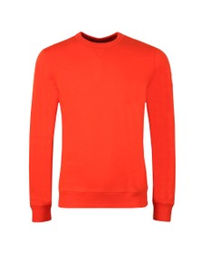 BOSS Mens Orange Casual Walkup Sweatshirt