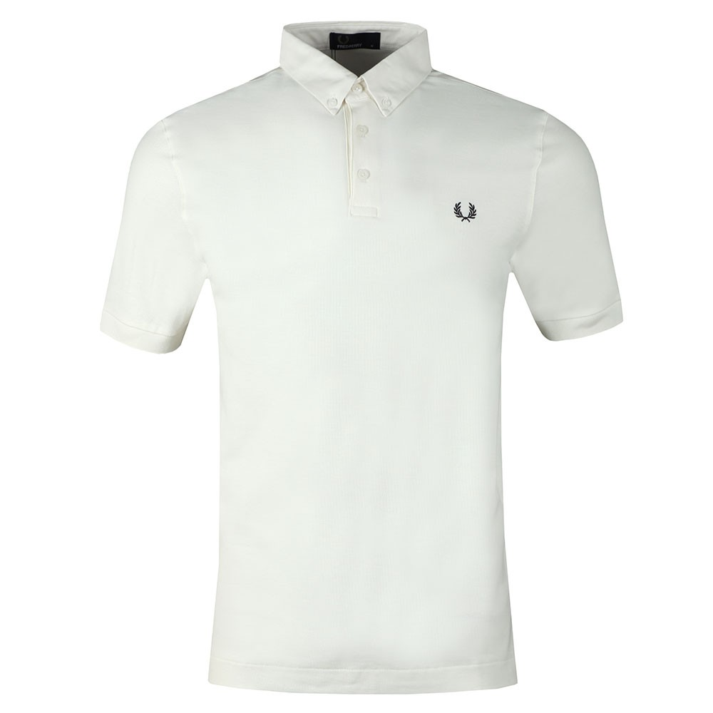 Oxford Trim Pique Polo main image