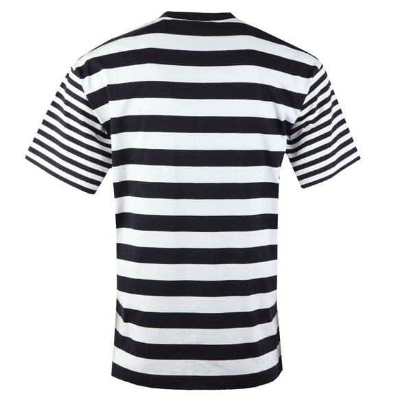 Carhartt Mens Blue Barkley Pocket T Shirt main image