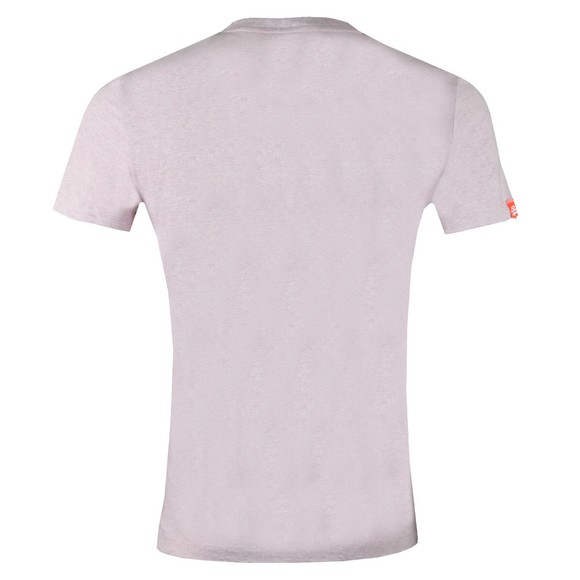Superdry Mens Pink Vintage Embroider T-Shirt main image
