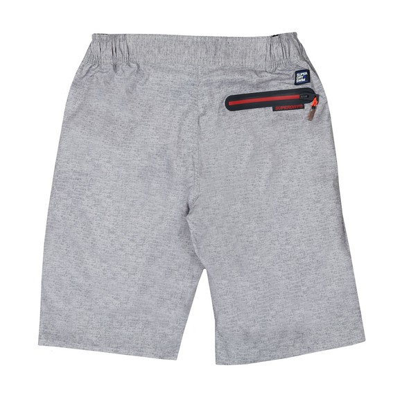 Superdry Mens Grey Boardshort main image