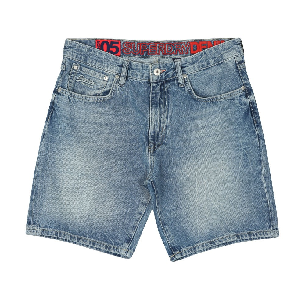Conor Taper Denim Short main image