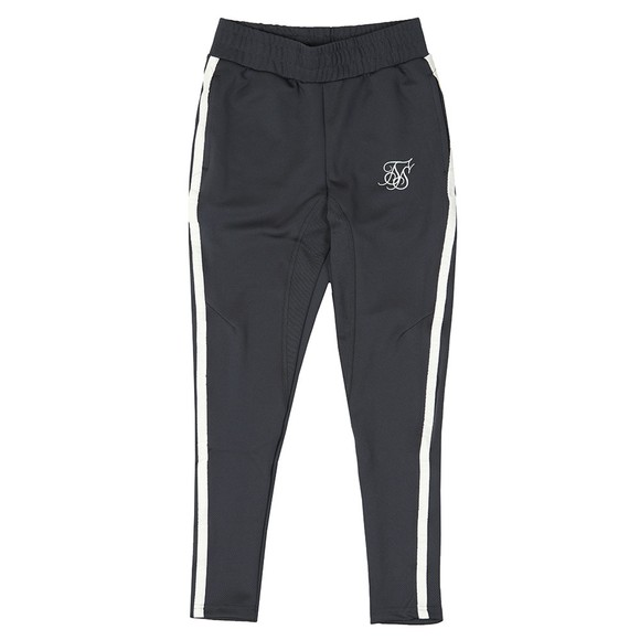 Sik Silk Mens Grey  Athlete Tech Tape Pant main image