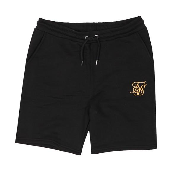 Sik Silk Mens Black Sport Fit Shorts main image