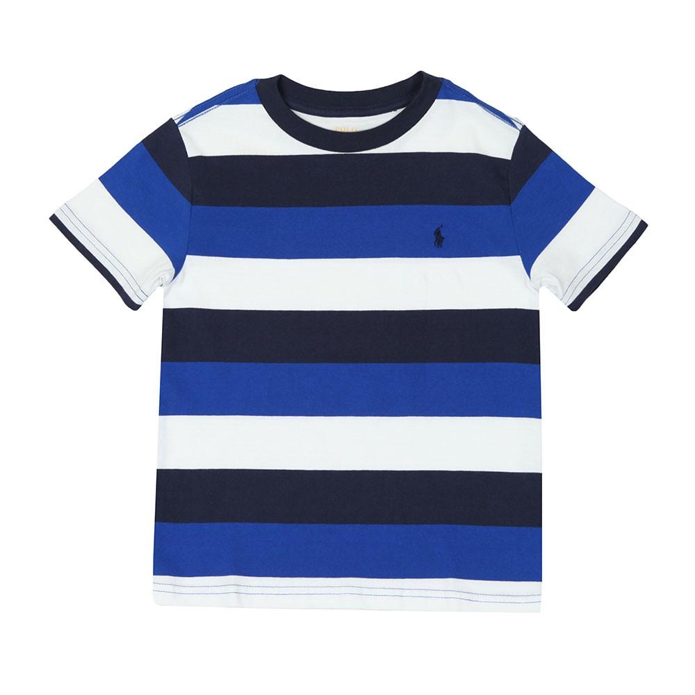 Block Stripe T Shirt main image