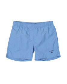 Gant Boys Blue Basic Swim Shorts