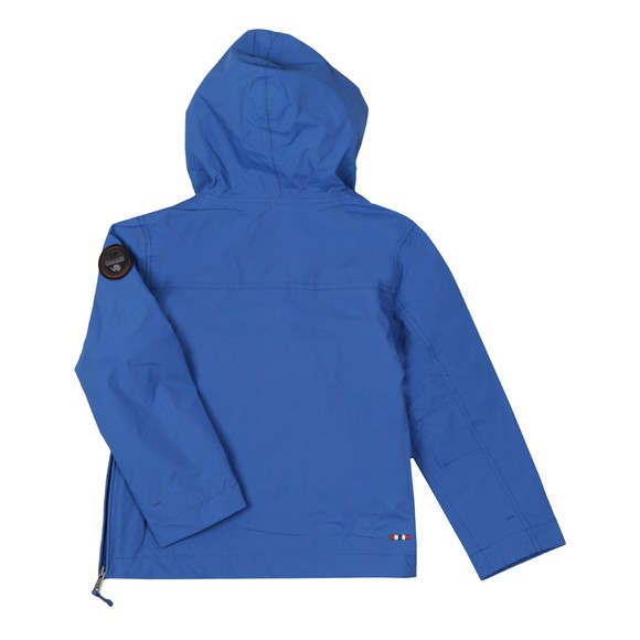 Napapijri Boys Blue Rainforest Summer Jacket main image