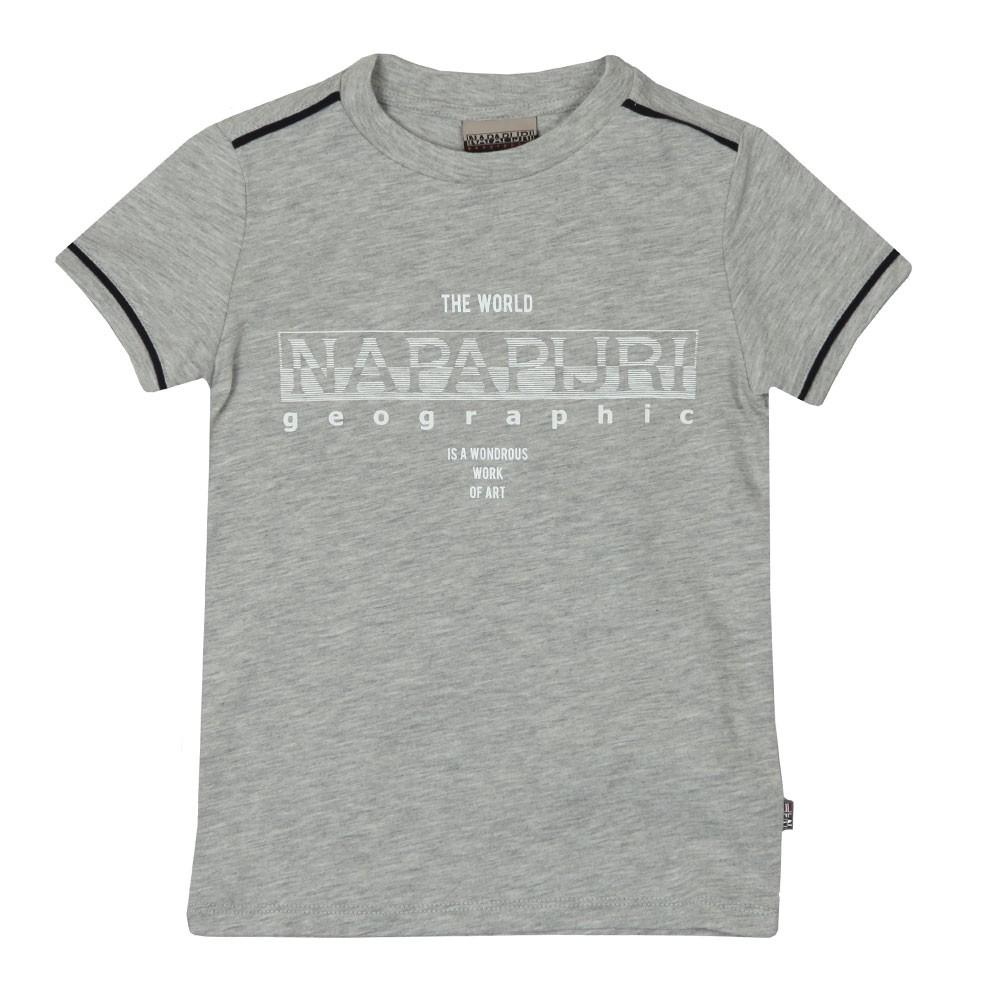 Piped Detail T Shirt main image