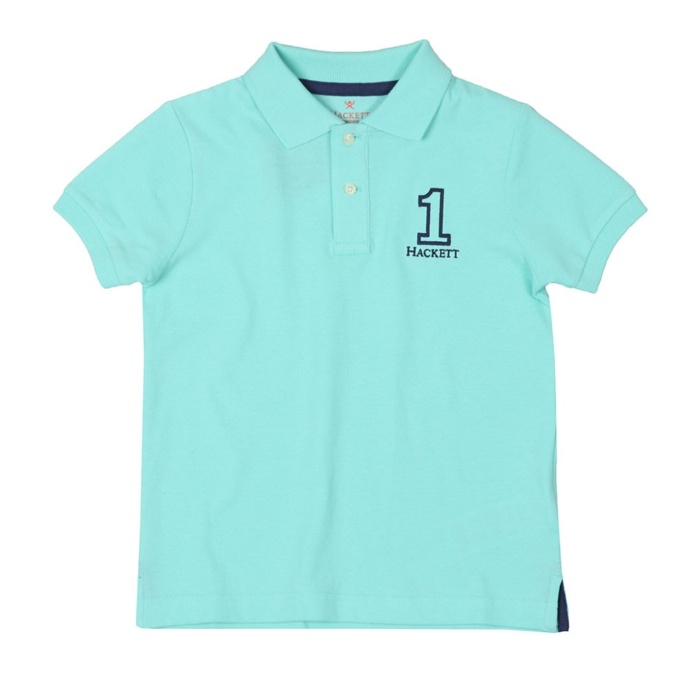 Number 1 Class Polo Shirt main image