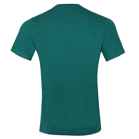 Barbour International Mens Green Tri Bike Tee main image