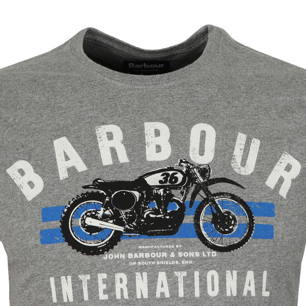 Bike Stripes Tee main image
