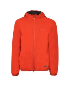 Barbour Lifestyle Mens Orange Cairn Jacket