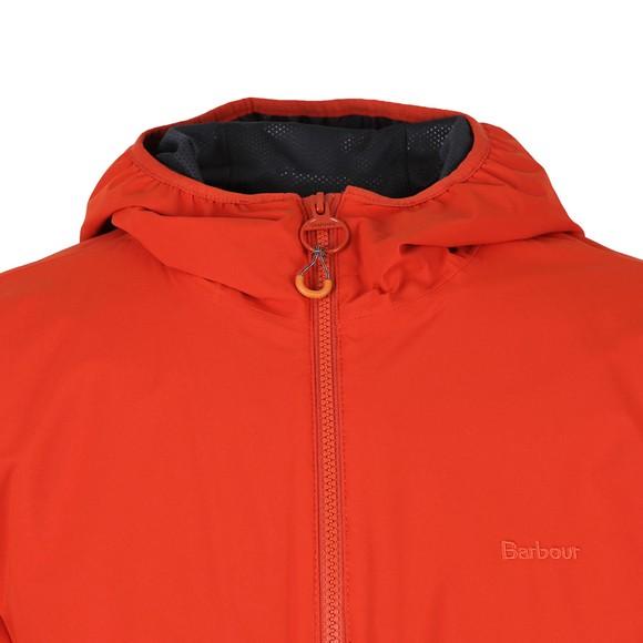 Barbour Lifestyle Mens Orange Cairn Jacket main image
