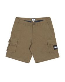 Weekend Offender Mens Green Mascia Short