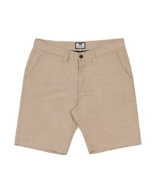 Weekend Offender Mens Beige Ivan Short