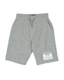 Weekend Offender Mens Grey Action Short