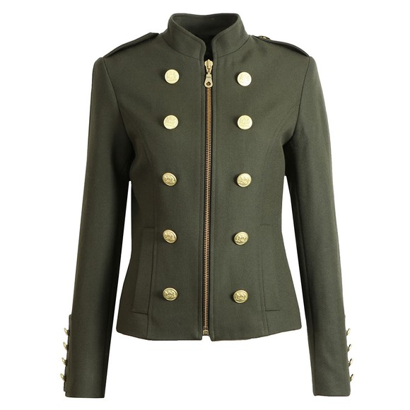 Holland Cooper Womens Green Windsor Jacket