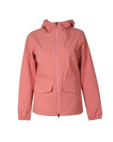 Barbour Lifestyle Womens Red Abrasion Jacket
