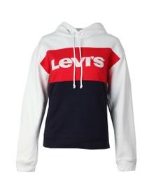 Levi's Womens Multicoloured CB Sportswear Hoody