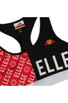 Ellesse Womens Black Bia Bra Top