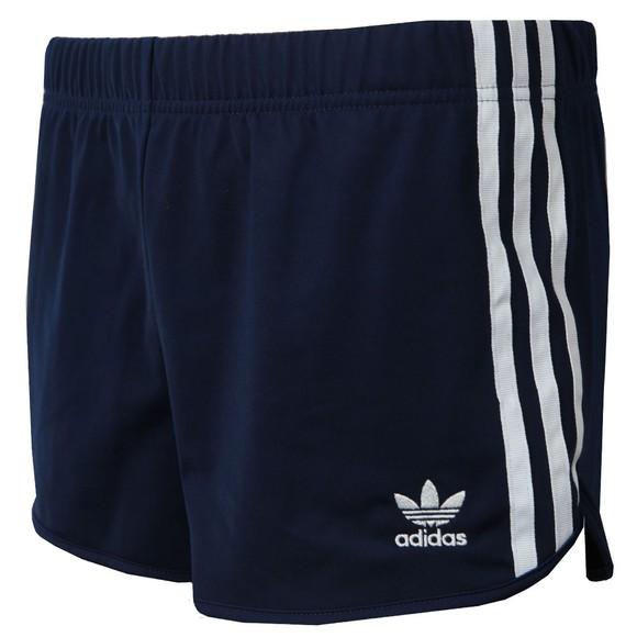 adidas Originals Womens Blue 3 Stripe Short main image