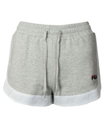 Fila Womens Grey Danita Tear Away Short