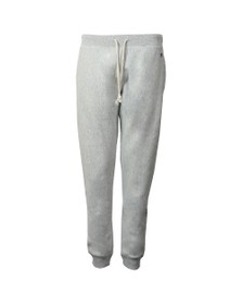 Champion Reverse Weave Womens Grey Small Logo Jogger
