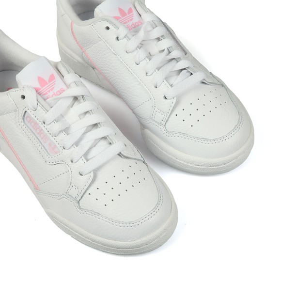 adidas Originals Womens White Continental 80's Trainer main image