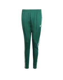 adidas Originals Womens Green Superstar Track Pant