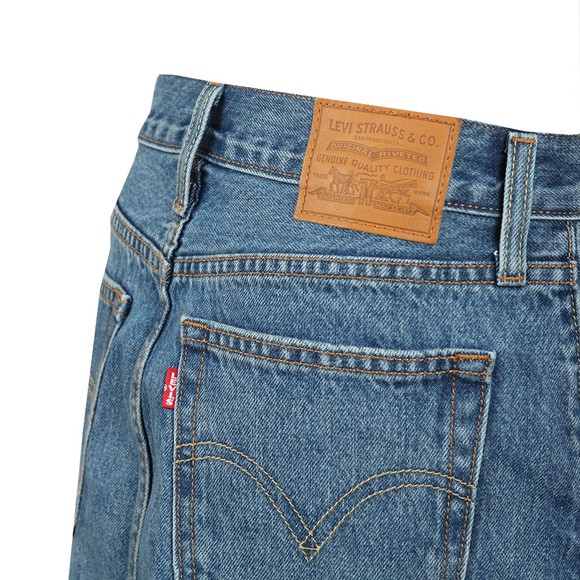 Levi's ® Womens Blue Deconstructed Skirt main image