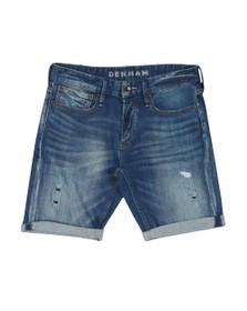 Denham Mens Blue Razor Baltic Short