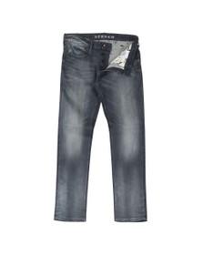 Denham Mens Grey Hammer Jean