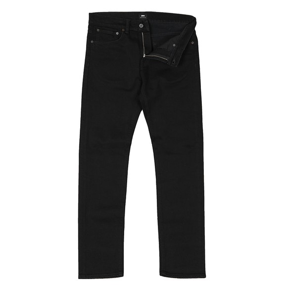 Edwin Mens Black ED-80 Slim Tapered Jean