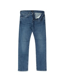 Edwin Mens Blue ED-80 Slim Braxton Denim Jean