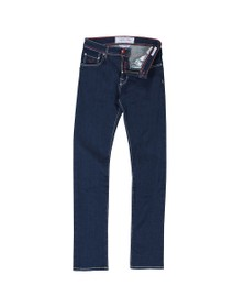 Jacob Cohen Mens Blue J625 Comfort Tailored Jean