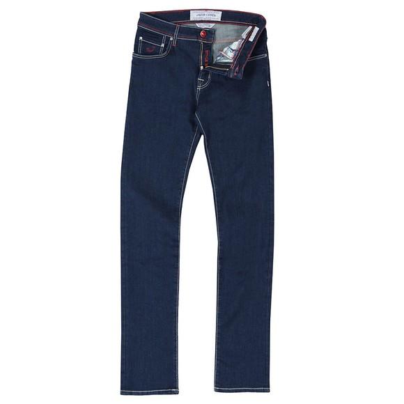 Jacob Cohen Mens Blue J625 Comfort Tailored Jean