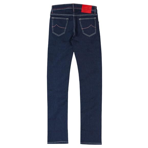 Jacob Cohen Mens Blue J625 Comfort Tailored Jean main image