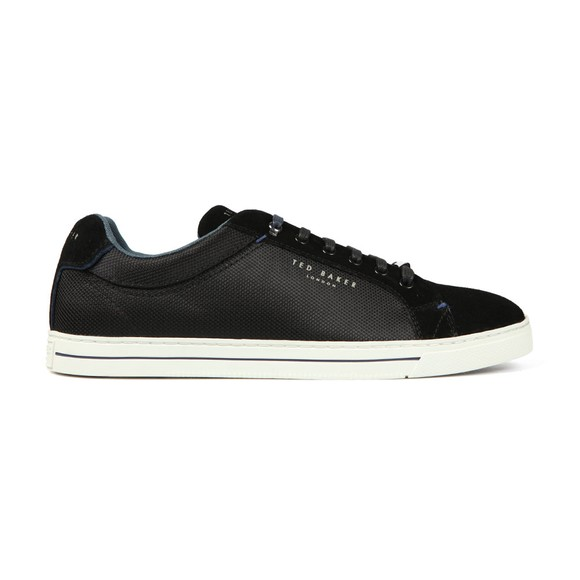 Ted Baker Mens Black Eeril Trainer main image