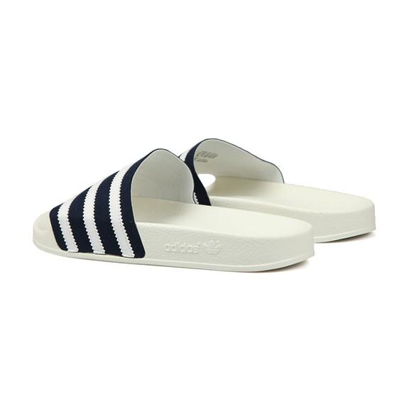 adidas Originals Mens Blue Adilette Slider main image