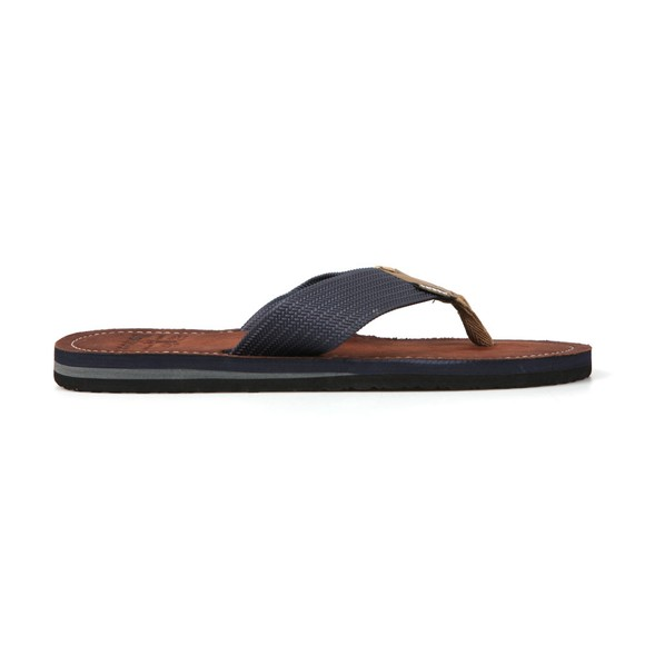 Barbour Beacon Mens Blue Toeman Flip Flop main image