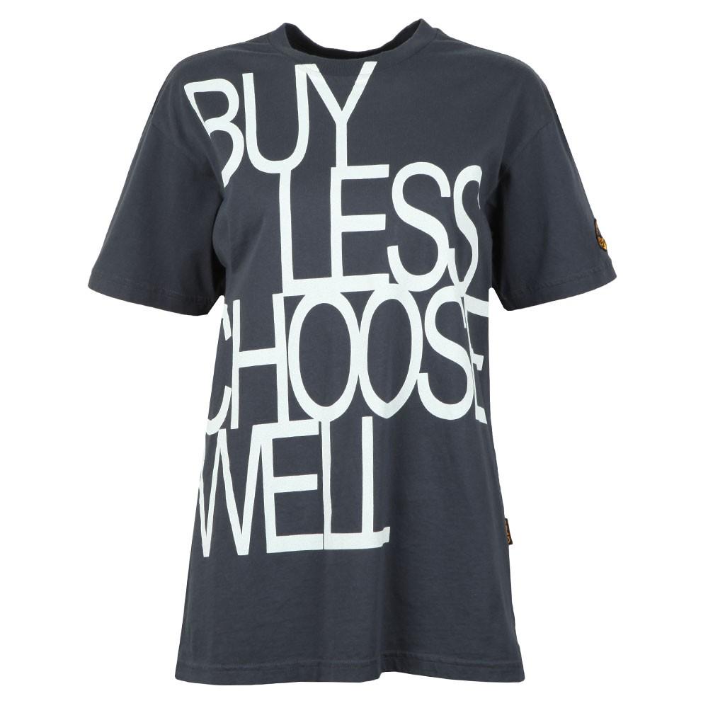 Buy Less Choose Well T Shirt main image