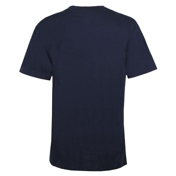 Polo Ralph Lauren Womens Blue Crown Flag T Shirt main image